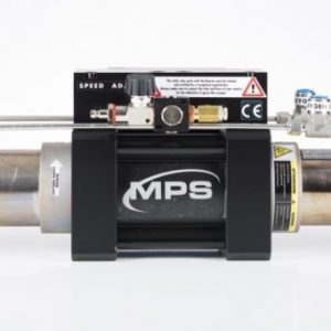 MPS C2X Diving Gas Booster Integration