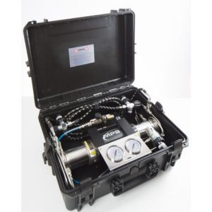 MPS C2X Gas Booster (with Double Gauge) in Case